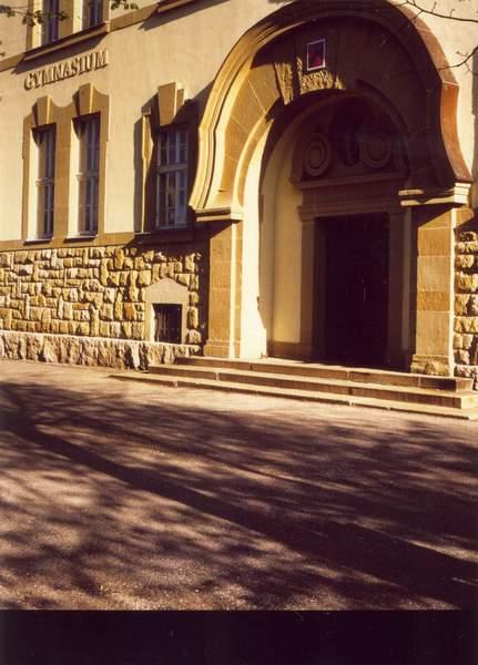 Hlavni vchod